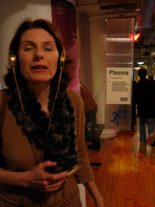 Plasma, shown at the ITP Winter Show in 2003